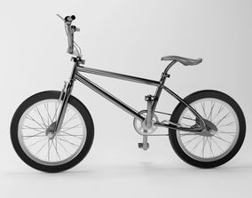 vehicle Bmx Bicycle 3D