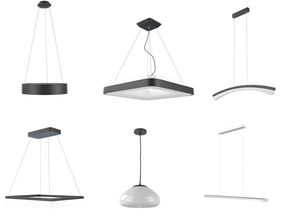3D model Led Light Collection