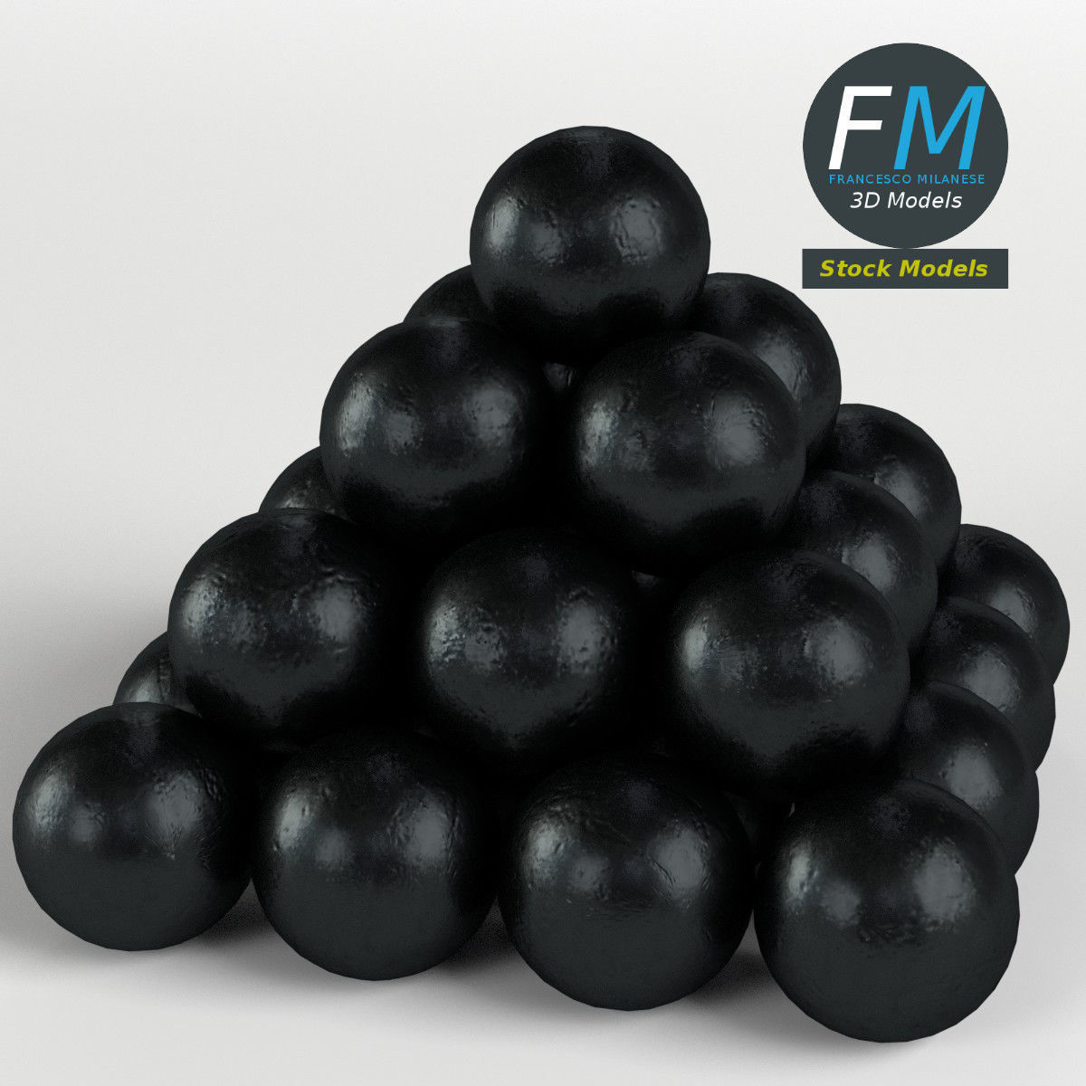 Cannonballs stack 1