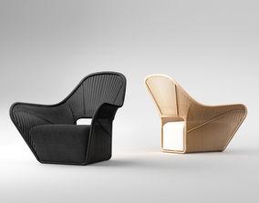 3D Feelgood designs Manta armchair