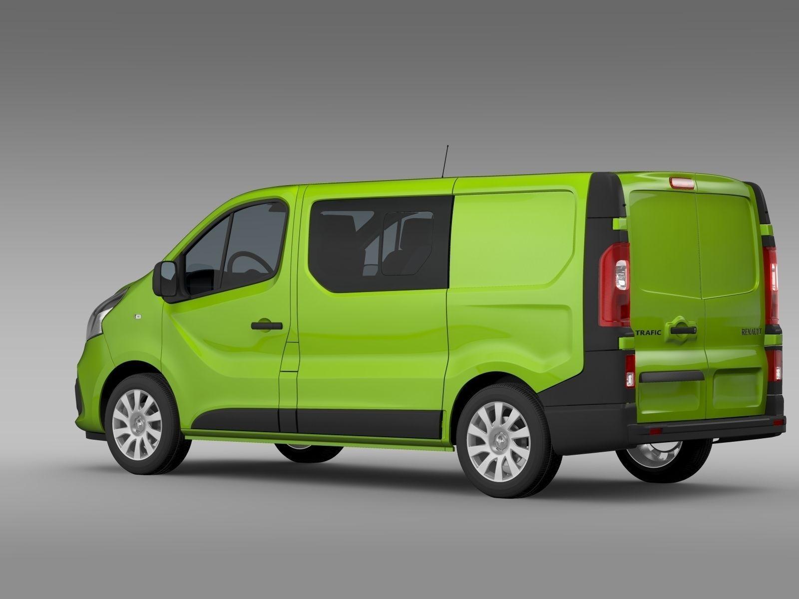 Renault van models