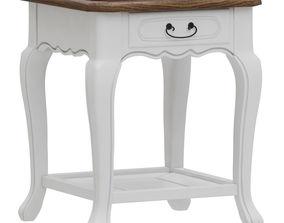 Dantone Home Salon-De-Provans bedside table 3D