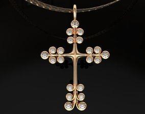 Tree diamond cross - 3D printable model