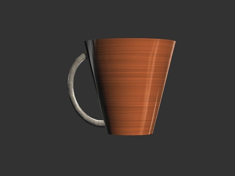 3D printable Mug