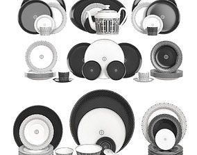 3D asset H-Deco Tableware by Hermes