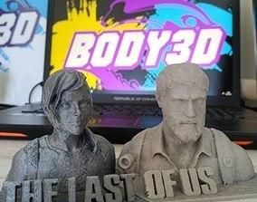 3D print model us THE LAST OF US - Statue