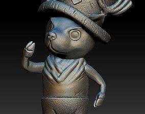3D printable model Tony Tony Chopper monkey