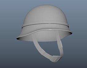 Soldier Helmet 3D model