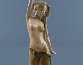 3D model Briseis Sculpture by Michael James Talbot