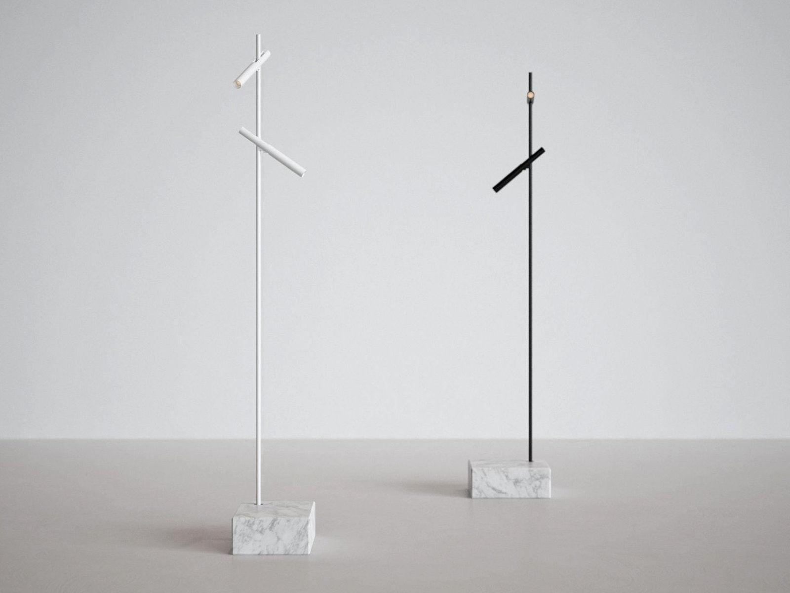 Esprit Double Floor Lamp