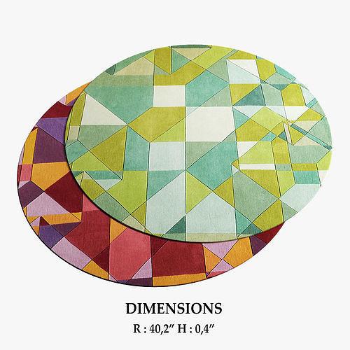 architonic rugs 332 3d model max obj mtl fbx 1