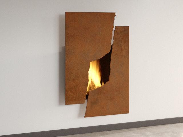 Metafocus 6 Fireplace