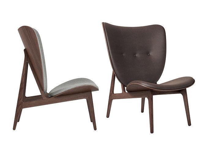 elephant lounge chair 3d model max obj mtl fbx skp pdf ms 1