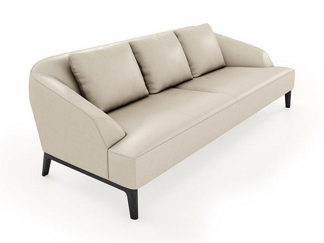 sintra large sofa 3d model max obj mtl fbx c4d skp mxs 1