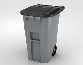 Garbage Container 3D