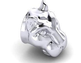 hollolionhead Lion Head 3D print model