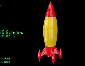 3D Rocket 4
