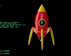3D Rocket 6