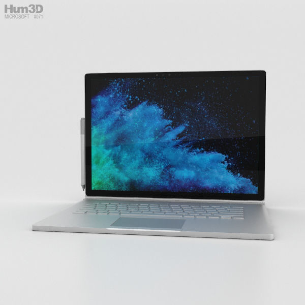 Microsoft Surface Book 2 15-inch