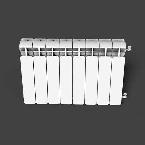 battery 3d model fbx lxo lxl 1