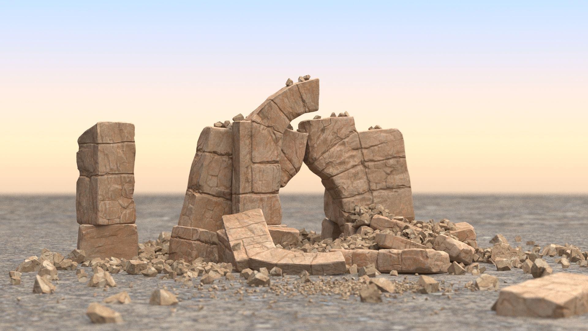 Old Broken Arch