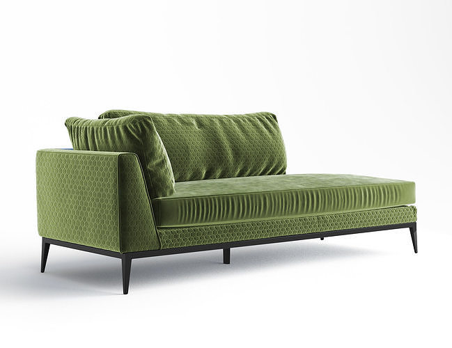 zuster sabrina chaise lounge 3d model max obj mtl tga 1