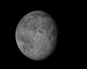 lunar 3D MOON