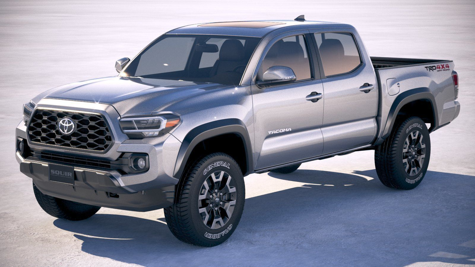 Toyota Tacoma TRD 2020