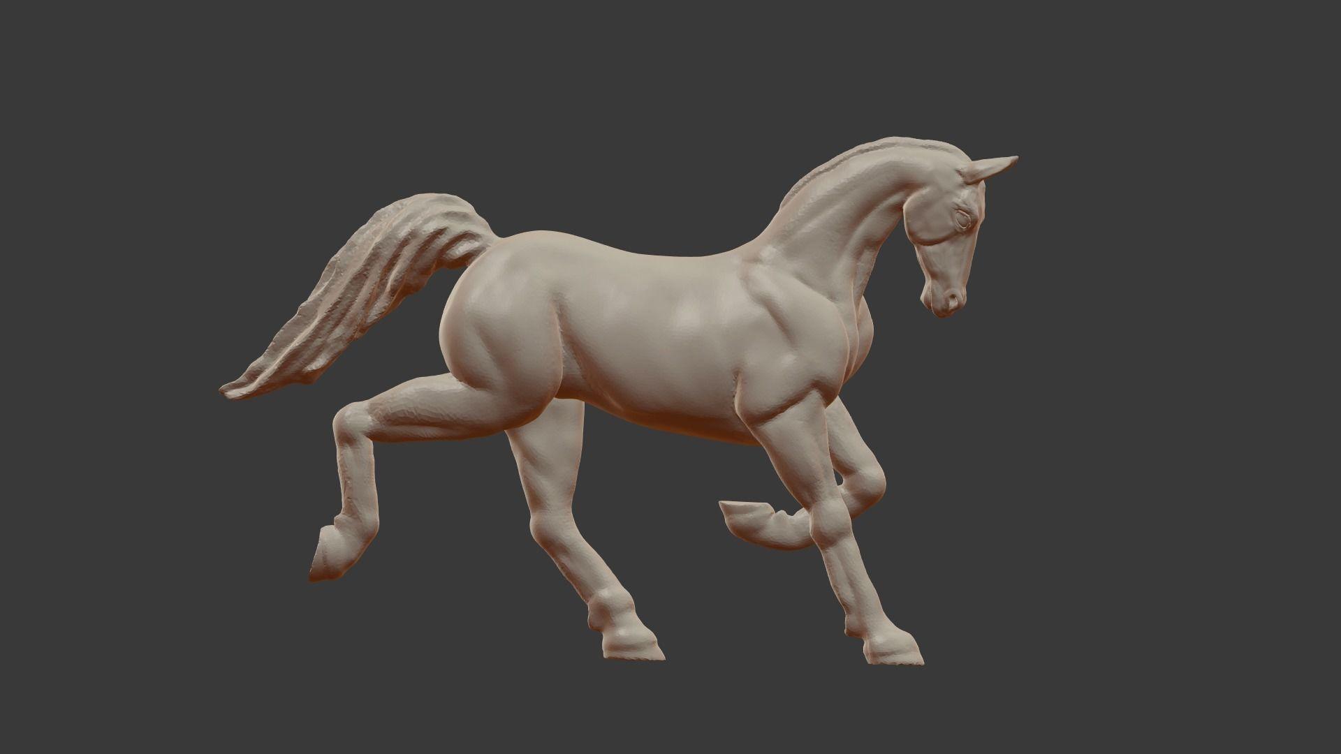 7 Running Horse 3d Wallpaper Wallpaper