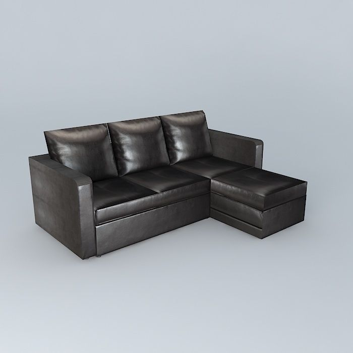 Leather Sofa Bed Toronto: 3D Brown Sofa Bed TORONTO