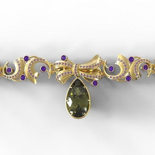 Bracelet Ametrin