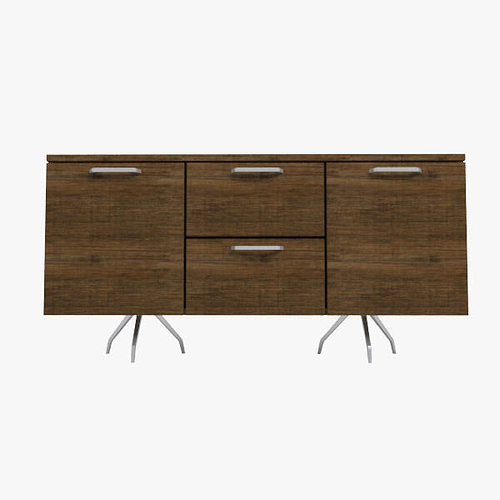 3d model sideboard bo concept cgtrader for Sideboard 3d