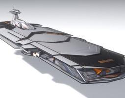 isa heavy cruiser 3d
