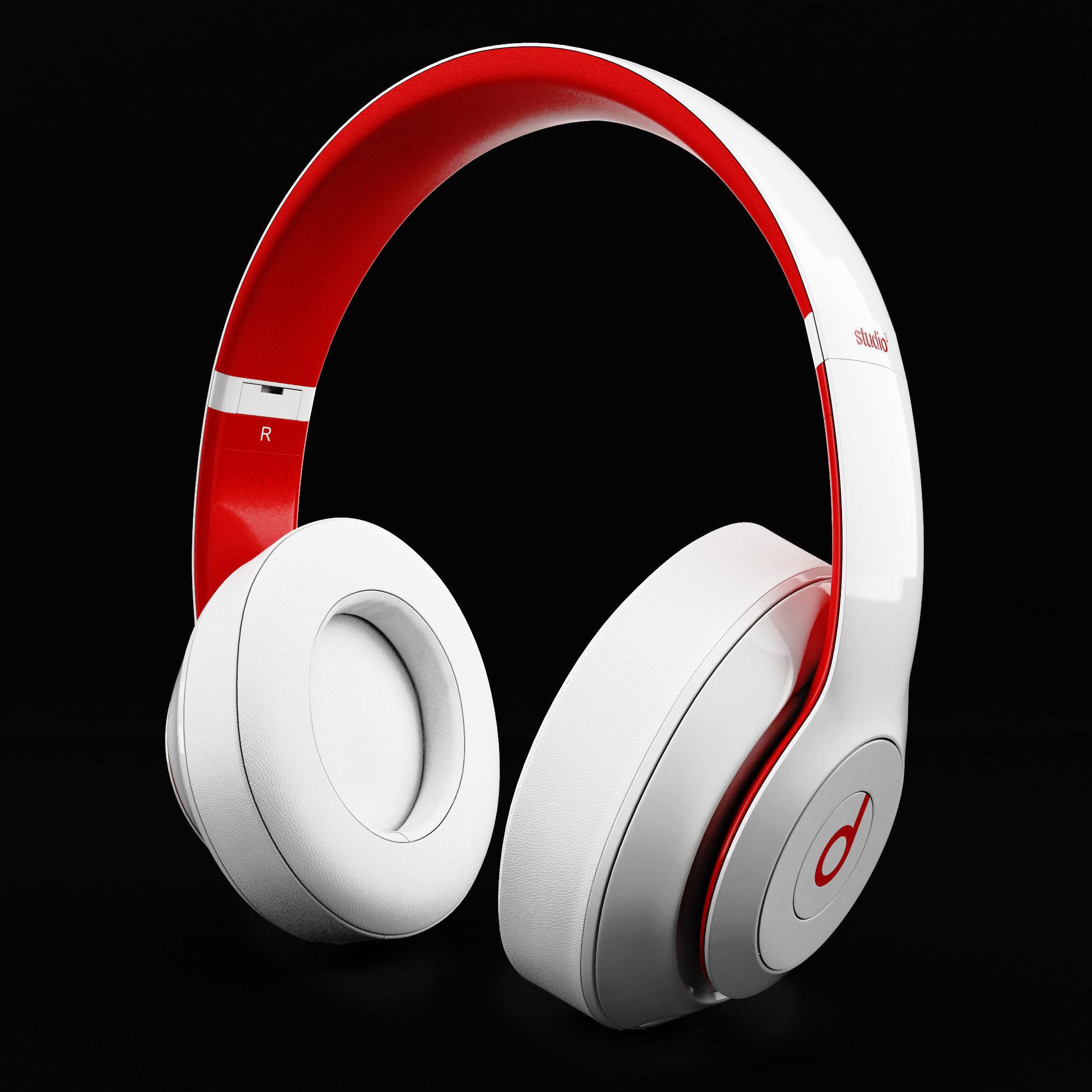 044fbc26559 White And Red Headphones - Image Headphone Mvsbc.Org