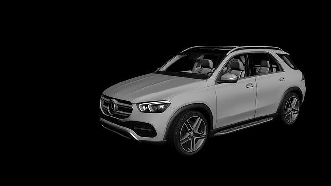 Mercedes-Benz GLE 2020 | 3D model