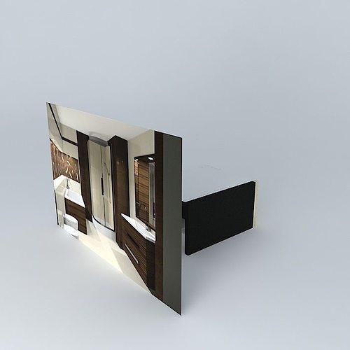 Alberobaltic 3d Kitchen Cgtrader