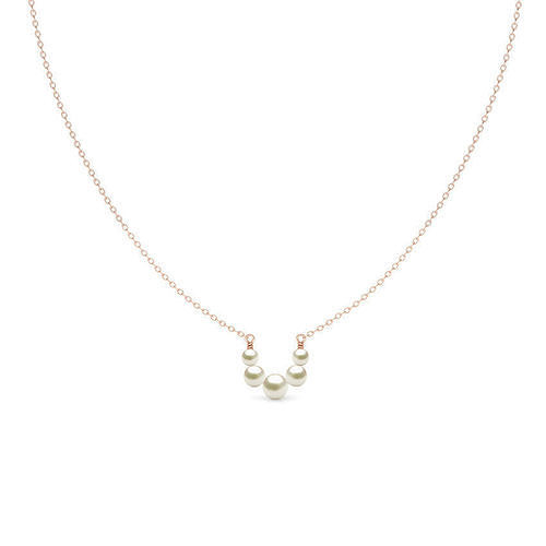 Samantha Pearl Necklace
