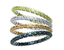 jewellery emerald Ring 3D print model