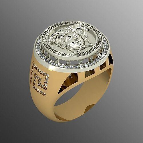 ring od 73 3d model stl 3dm 1