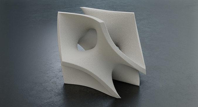 math object 0090 3d model max obj mtl stl blend ztl 1
