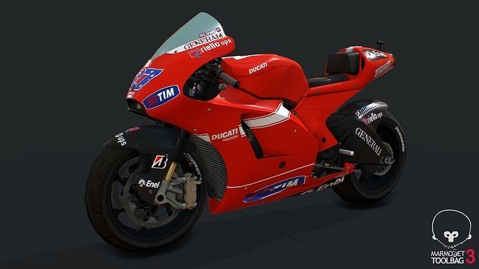 Bike Racing Ducati