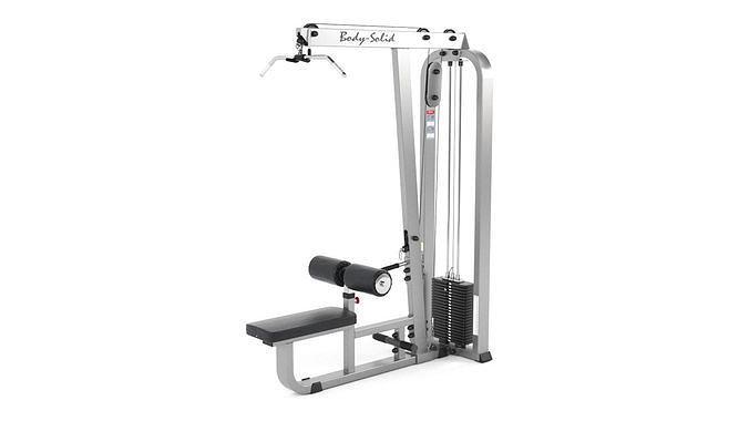 lat machine body-solid slm-300g-2 3d model max obj mtl fbx 1