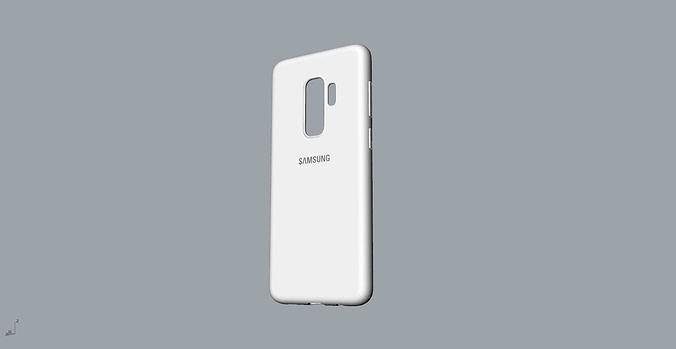 Samsung Galaxy S9 plus rubbler case