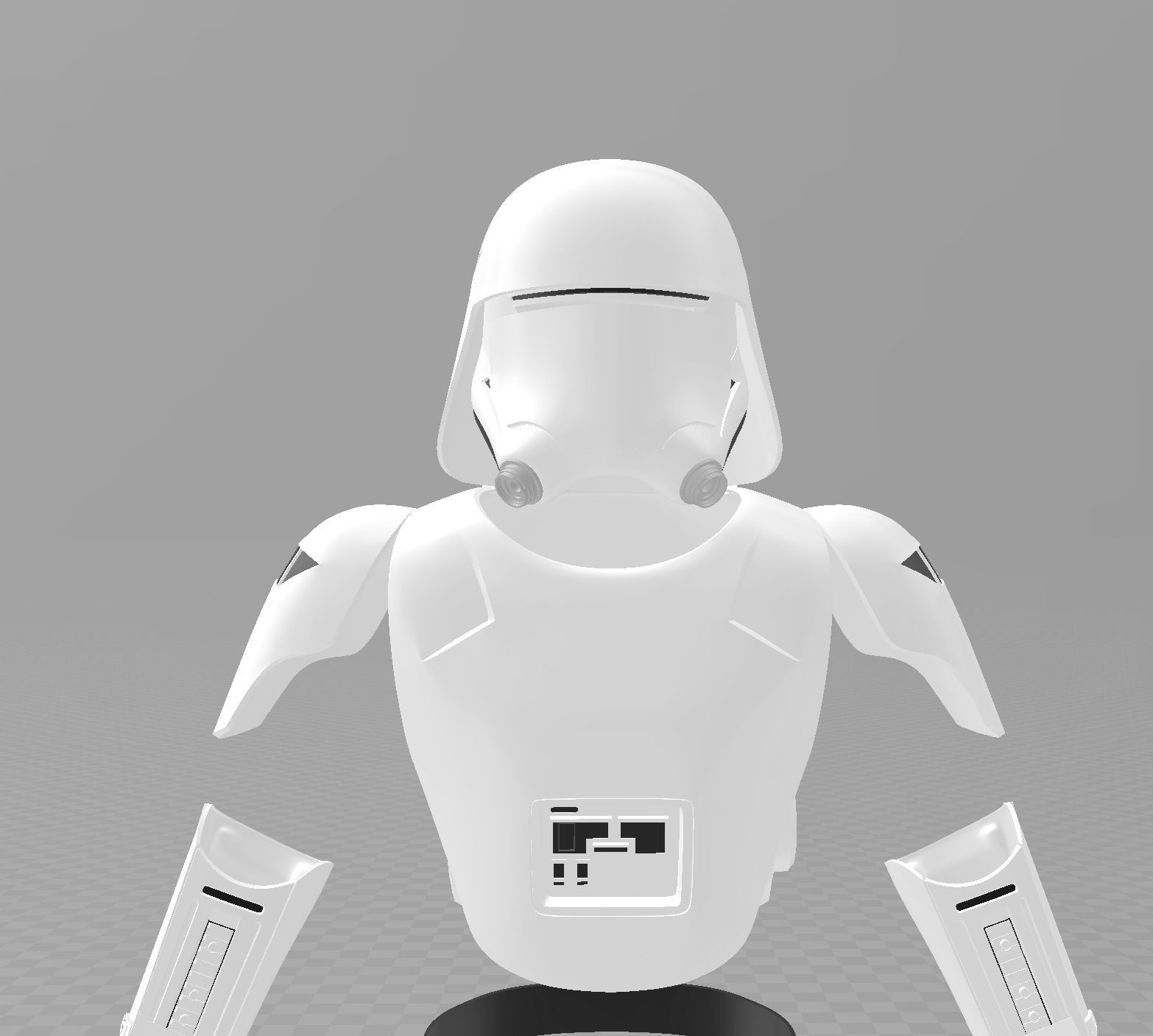 Star Wars TFA First Order SnowTrooper Full Armour