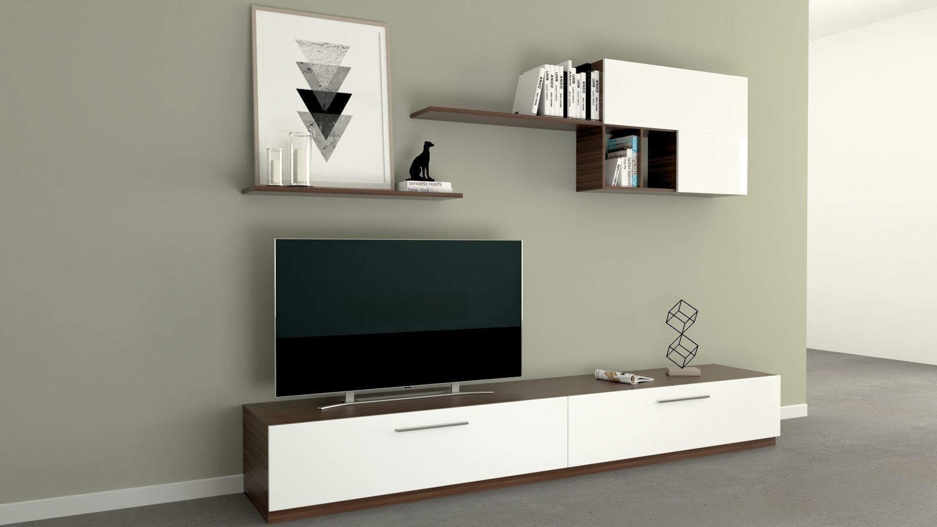 Tv Cabinet - Mueble Tv