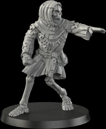 Medieval Skeleton 1
