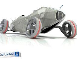 peugeot concept car contest 3 original model