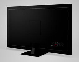 3D model CGAxis TV 04
