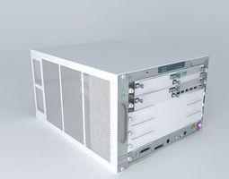 3D model Cisco 7606s Series Router
