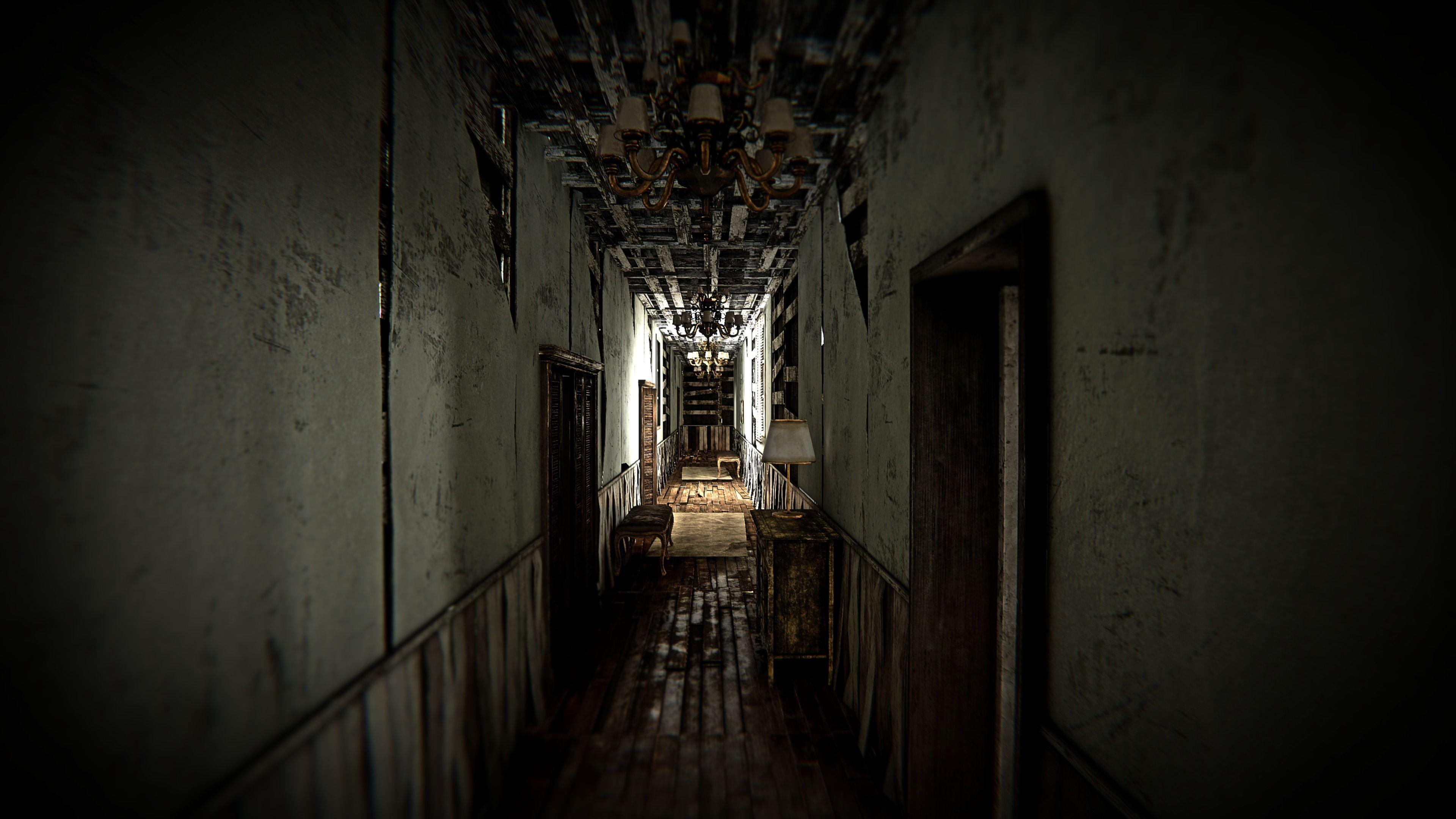 HQ Modular Abandoned Mansion